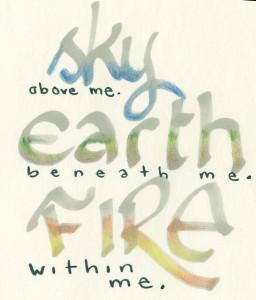 sky erath fire